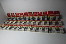 LOT-35 Canon BCI-21 Ink Cartridges Black Color for BJC-4100 4500 4200 C2500 NEW