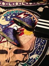 Adidas Crazy 1 Tribal John Wall Men's 10.5 Shoes Purple