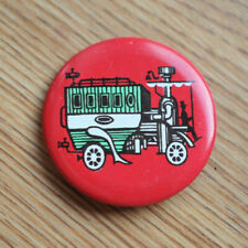 Trevithick's London Steam Carriage 1803 Vintage USSR Pin