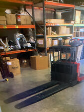 Raymond 8410 Walkie Rider Battery Pallet Jack 96�