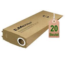 20 Filtertüten geeignet für  Vorwerk Kobold VK 118 119 120 121 122