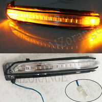 Right Side LED Door Wing Mirror Light Lamp For Nissan X-Trail Juke Qashqai NP300