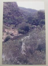 "CHARLES MURRAY AUSTRALIAN COLOUR PHOTOGRAPH ""WERRIBEE GORGE"" 1992"