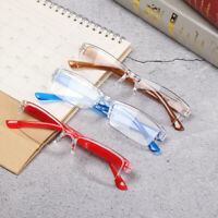 ligera Color caramelo Gafas Gafas de lectura +1,00++4,0 cursor Cuidado visual