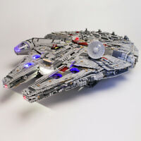 (NEW) LED Lighting Kit for Lego 75192 Lego Star Wars Ultimate Millennium Falcon