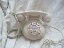 FULLY WORKING Retro Vintage STYLE Phone TELEPHONE Model KNIGHTSBRIDGE