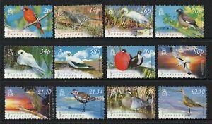 British Indian Ocean Territory stamps birds, complete set,  MNH