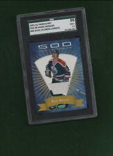 2001-02 Parkhurst Mark Messier 500 Goal Scorers Game Used Jersey RARE