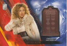 Doctor Who Timeless - River Song Commorative Tardis Medallion 148/150