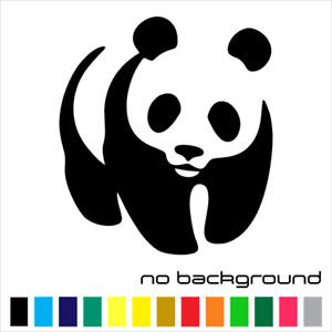 Panda Bear Sticker Vinyl Decal - Cute Animal Art Car Window Bumper