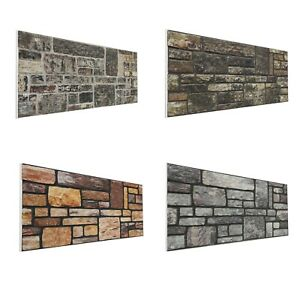 3D Stone Effect Wall Panel Natural Stone Look Polystyrene Wall Cladding Panel