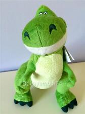 REX Toy Story 2 3 Stuffed Animal Plush Doll Soft Figure Dinosaur T Disney 12 NEW