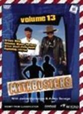 Mythbusters Volume 13 TV Vol Thirteen New DVD Region 4
