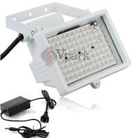 263Ft DC 12V 2A 96 LED Night vision IR infrared Illuminator Lamp For CCTV Camera