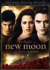 The Twilight Saga: New Moon / La Saga Twilight: Tentation (DVD) **New**