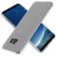 Samsung Galaxy S8+ Antichoc Silicone Protecteur Clair Gel Cas Étui
