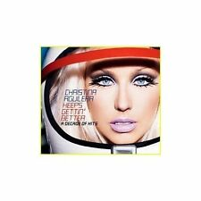 Christina Aguilera Keeps gettin' better-A decade of hits (2008) [CD]