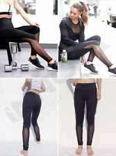 Mujeres Yoga Deportes Correr Pantalones Calzas Elastizadas Fitness Pantalones Ropa De Gimnasia