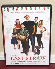 The Last Straw Finding The Christmas Spirit One Piece At A Time DVD Mormon LDS
