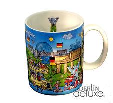 BUDDY BÄR Berlin Comic 1 XL Tasse NEU Kaffee Becher Bear Mug Berliner Motive