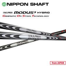 2019 NIPPON SHAFT Golf Japan NSPRO MODUS3 HYBRID GOST for Utility, Iron 19wn