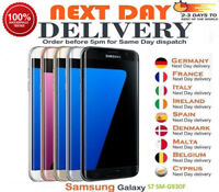 Samsung Galaxy S7 SM-G930F - 32GB 64GB Unlocked Smartphone Various Colours Grade