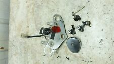 96 Kawasaki ZL 600 ZL600 B Eliminator key and ignition lock set gas cap