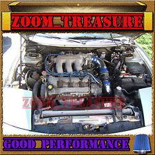 BLUE 1993-1997/93-97 FORD PROBE GT/MAZDA MX6/626 2.5 2.5L V6 COLD AIR INTAKE KIT