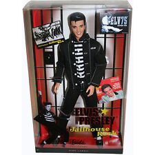 Elvis Presley Jail House Rock Hollywood Collection Barbie Doll MIMB