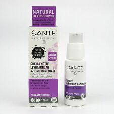 (39,67/100ml) Sante Sofort Glättende Nachtcreme vegan 30 ml