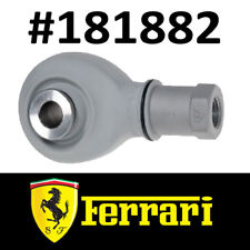 Ferrari 360, F430, 575, 612  Front track rod end Uprated stainless steel 181882