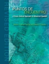 Puntos de Encuentro: A Cross-Cultural Approach to Advanced Spanish-ExLibrary