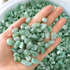 50g Natural Gemstone Crushed Raw Crystal Ore Aquarium River Fish Tank Degaussing