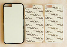 25 cases iPhone 4/4S 5/5 Cases iphone 6 cover Blank Sublimation  Black or White