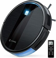 Coredy Robot Vacuum Cleaner R3500 1700Pa Self-Charging Hard Floor Carpets Pet