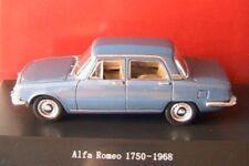 ALFA ROMEO 1750 BLUE PERVINCA STARLINE 510967 1/43 PERVENCHE BLAU BLEU