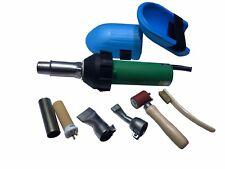 220V Heat Gun With Nozzles Flooring welding tool Plastic Welder Gun Hot Air Gun