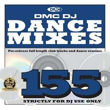 DMC Dance Mixes Issue 155 Music DJ CD inc Remixes on Adele, Sigma, & Jess Glynne