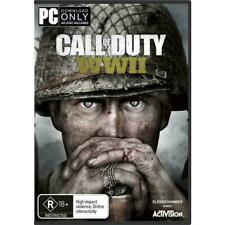Call Of Duty WWII WW2 PC STEAM Digital Download Code *READ ITEM DESCRIPTION*