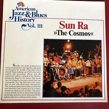 Sun Ra The Cosmos American Jazz & Blues History Vol. 111 Tobacco Road LP