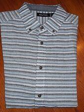 NEW Nautica Short Sleeved Men's Size LARGE $69.50