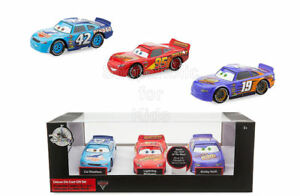 SFK Disney Cars 3 Deluxe Die Cast Set - 3-Piece