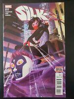 ⭐️ SILK #11 (2016 Marvel Comics) VF/NM Book