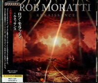 ROB MORATTI-RENAISSANCE-JAPAN CD F83