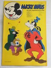 MICKEY 1971 Nº 33 AVEC MMK-Journal avec Sammelbild Ehapa Walt Disney AP-P