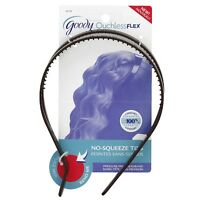 Goody Ouchless Flex Pressure-Free Headband Black 1 ea (Pack of 2)