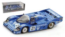 Spark S5505 Porsche 956 3rd Le Mans 1983-Andretti/Andretti/Alliot escala 1/43