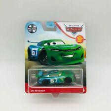 "Mattel Disney Pixar CARS ""Jim Reverick"" NEW IN BOX Kids Toy 2021 Edition RARE"