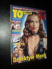TO&OWO 2003/13 (25/3/2003) HUGH GRANT JENNIFER GARNER BEN AFFLECK CELINE DION