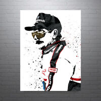 Dale Earnhardt NASCAR Poster FREE US SHIPPING